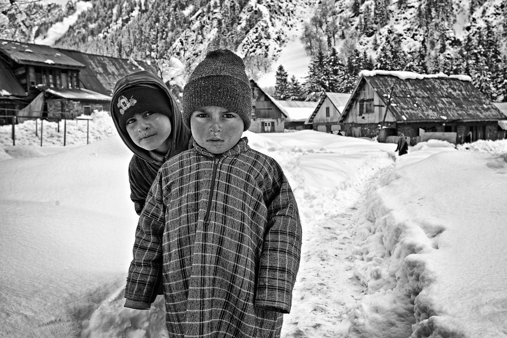 Kashmir 2012 | Children of Sonamarg