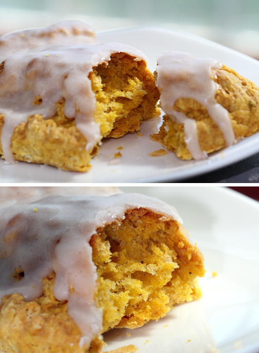 Pumpkine Scone Recipe