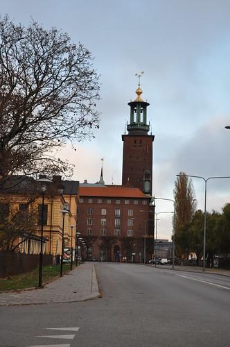 2011.11.11.295 - STOCKHOLM - Norr Mälarstrand - Stockholms stadshus