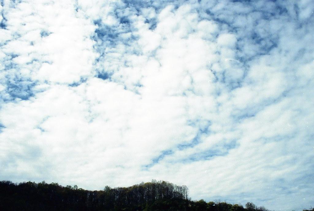 Bright Blue Skies