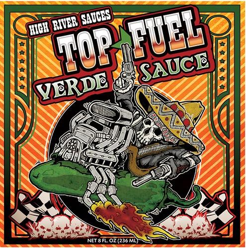 Top Fuel Hot Sauce