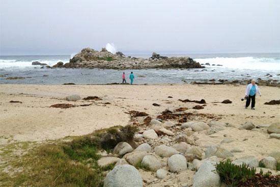 West Coast visit