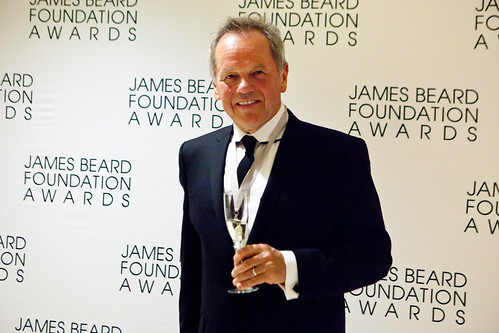 Wolfgang Puck, James Beard Award 2012 Winner, Lifetime Achievement Award