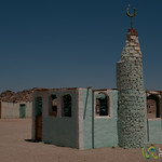 A Mosque in the Desert - Hurghada, Egypt