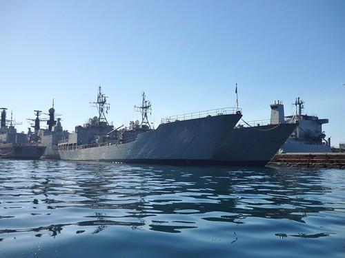 Valparaíso navy ship