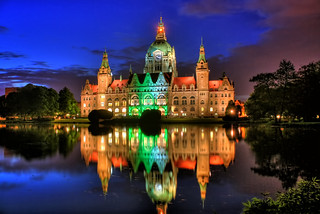 Hannover - Neues Rathaus 01