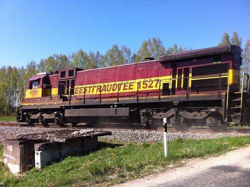 estonia may 2012