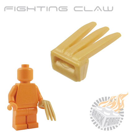 Fighting Claw - Gold