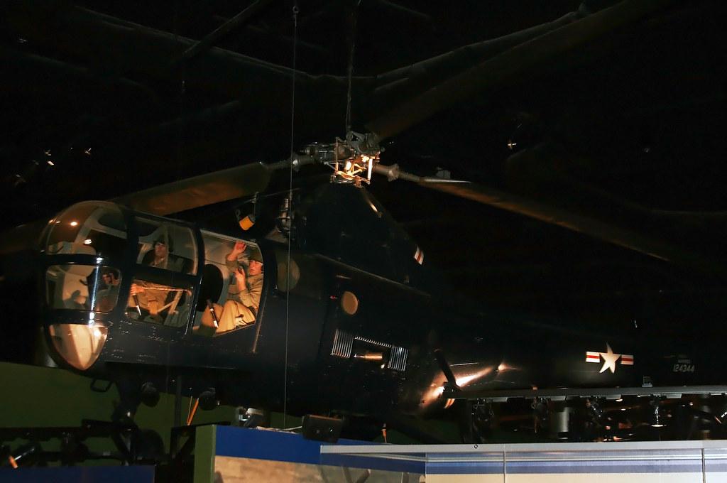 Sikorsky HO3S-1 (S-51 Dragonfly) (124344) (N5182V)