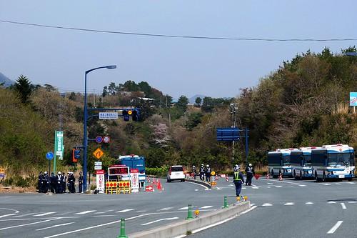福島第一原発周辺