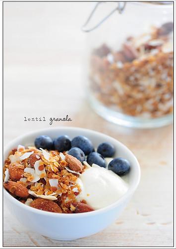 lentil granola2