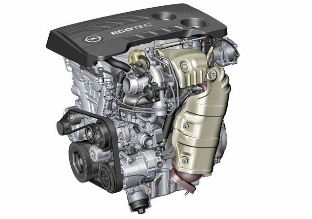 Nuevo Motor SIDI 1.6 Turbo