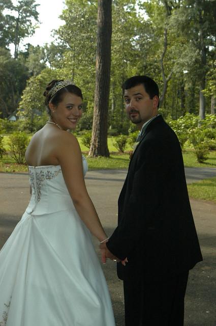 W327- Megan & Bryan  5-14-05