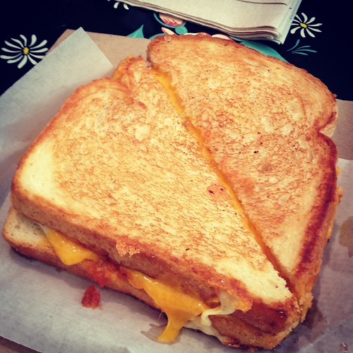 Grahamwich Chicago - award winning grilled cheese