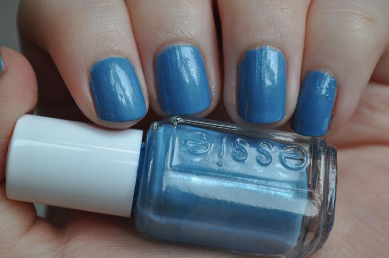 essie coat azure notd nail polish