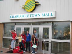 Charlottetown Challenge event