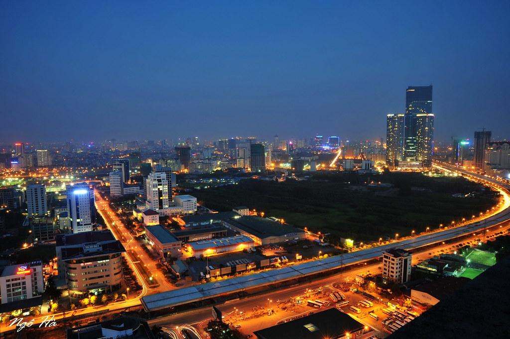Hanoi vietnam - Panorama skyline - SkyscraperPage Forum