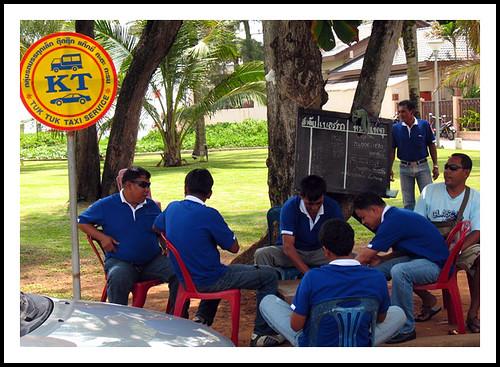 Kata Noi Taxi Drivers