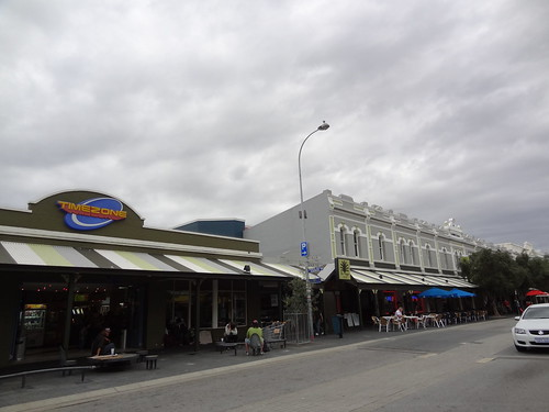 Cappuccino St. at Fremantle