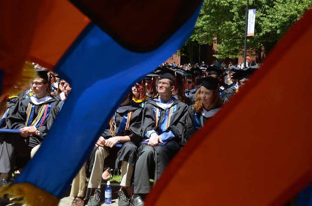 Ninety-five percent of Gettysburg graduates are employed or pursuing graduate school within one year.