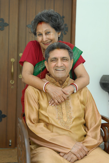 Gita & Deepak Banker - Perfect niche Interview at Harmony Magazine
