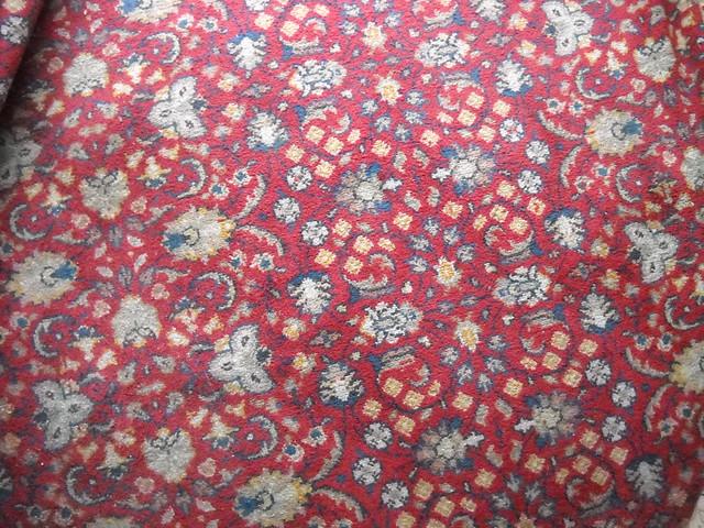 Antigua alfombra lana estilo persa 2x256 mts 7023531 for Alfombras estilo persa