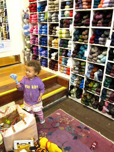 Imagiknit San Francisco--toy corner