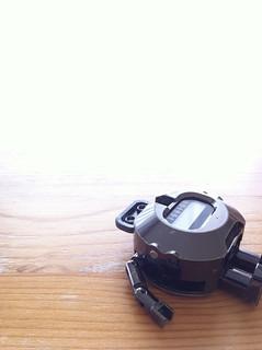 標準カメラアプリ白飛び側