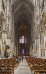 Reims - Kathedrale Notre-Dame