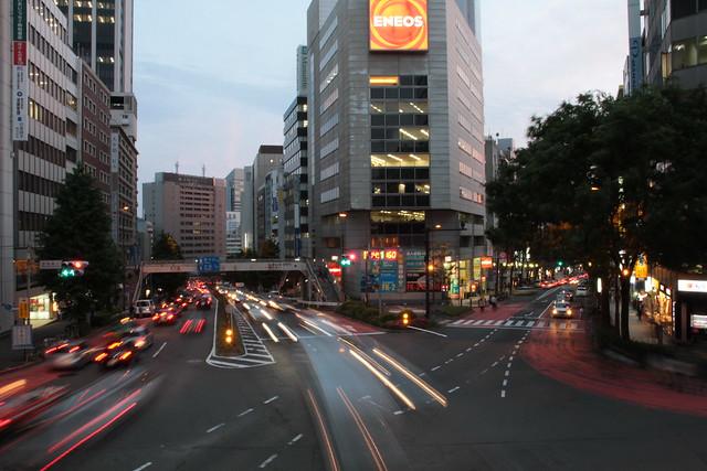 shibuya to aoyama