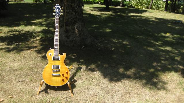 Photo:【Charley Guitars】 CLP-1 Custom / Pro Sound Quality Guitar By Charley Guitars
