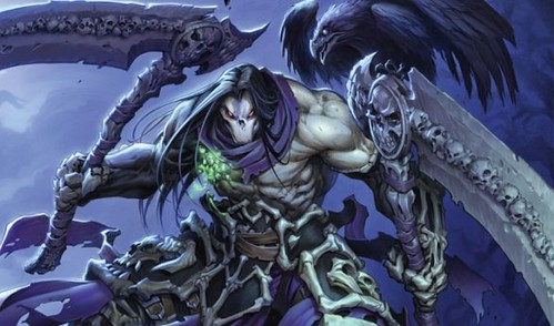 Darksiders 2 The Shattered Forge Dungeon Guide