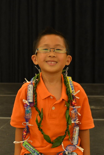 Owen got lei'd