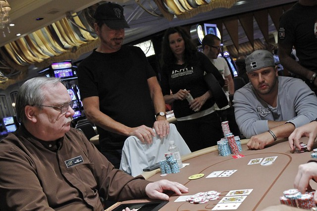 4427 Wil Wilkinson Eliminated 8th by Michael Mizrachi