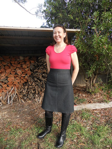 Make it in May Skirt Challenge ~ Ginger Skirt