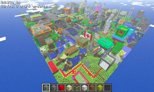Minecraft Sells Over 9 Million Units