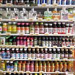 Convenience Strore Engergy Drinks - Japan