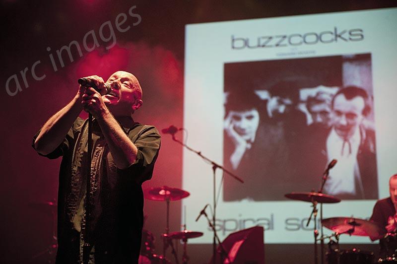 9. Buzzcocks, Manchester Apollo 25-5-12