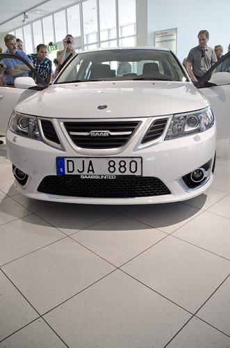 Last Saab