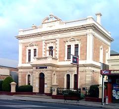 N.A.B. building built 1881, 66 Murray St - May 2012