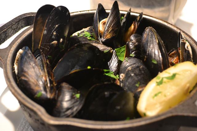 Steamed Mussels, Taller de Tapas