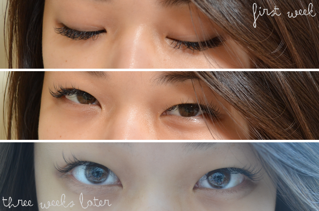 daisybutter - UK Style and Fashion Blog: boudoir lashes, review, eyelash extensions