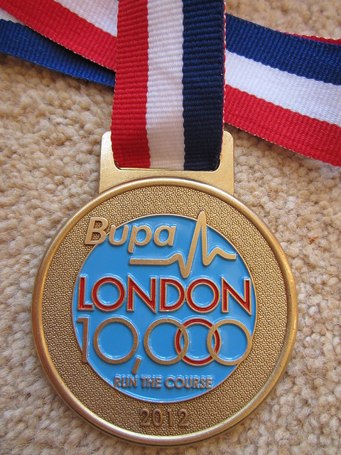 Bupa London 10km May 2012 (1)