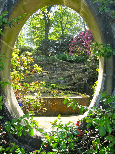 Mount Congreve Gardens, Waterford, Ireland by Bev Staunton