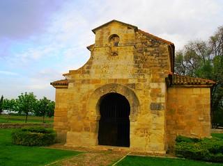 iglesia visigótica de San Juan