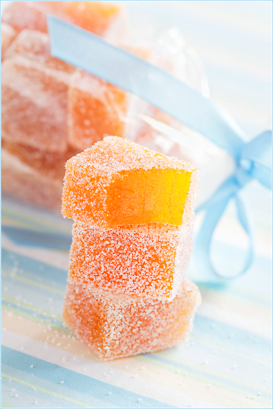 Homemade fruit jelly candy (Мармелад)
