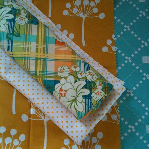 Fabric for Union Jack pillow