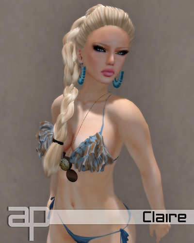[Atro Patena]  - Claire by MechuL Actor