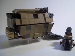 Transport Tank by doofldakl