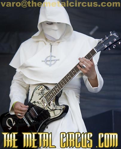 Ghost@Sonisphere Spain